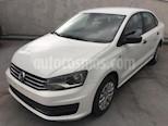 Foto venta Auto usado Volkswagen Vento 4p Starline L4/1.6 Aut (2017) color Blanco precio $149,000