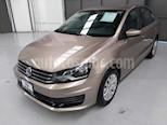 Foto venta Auto usado Volkswagen Vento 4p Starline L4/1.6 Man (2017) color Beige precio $170,000