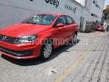 Foto venta Auto usado Volkswagen Vento 4p Starline L4/1.6 Man (2016) color Rojo precio $145,000
