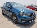 Foto venta Auto usado Volkswagen Vento Allstar Aut (2017) color Azul Metalico precio $225,000