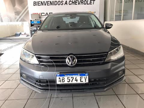 Volkswagen Vento 1.4 TSI Comfortline usado (2017) color Gris Oscuro precio $2.400.000