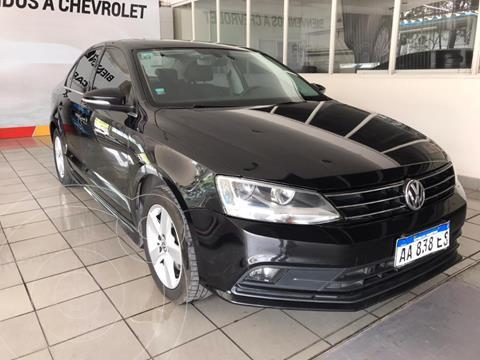 Volkswagen Vento 1.4 TSI Highline usado (2017) color Negro precio $2.100.000