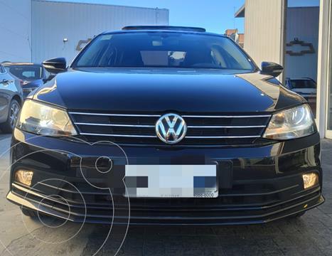 Volkswagen Vento 1.4 TSI Comfortline usado (2017) color Negro Universal financiado en cuotas(anticipo $1.089.900)