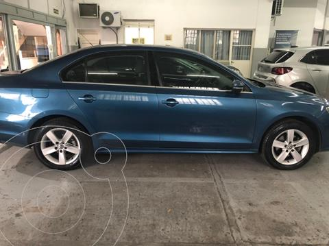 Volkswagen Vento 1.4 TSI DSG Highline (150cv) usado (2017) color Azul precio $2.150.000