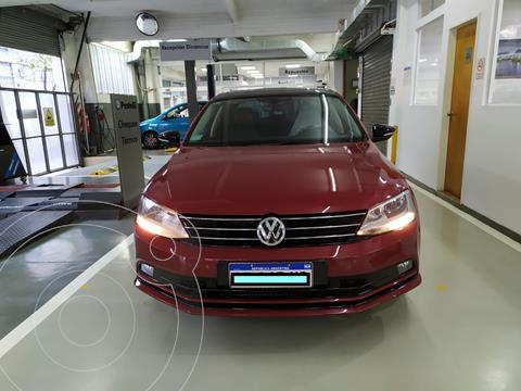 Volkswagen Vento 1.4 TSI Highline DSG usado (2018) color Rojo Tornado precio u$s18.000