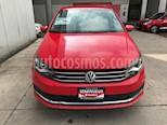 Foto venta Auto usado Volkswagen Vento Comfortline Aut (2018) color Rojo Flash precio $199,000