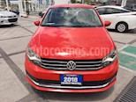 Foto venta Auto usado Volkswagen Vento Comfortline Aut (2018) color Rojo precio $190,000