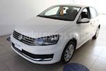 Foto venta Auto usado Volkswagen Vento Comfortline Aut (2019) color Blanco precio $220,000