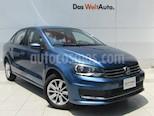 Foto venta Auto usado Volkswagen Vento Comfortline (2019) color Azul precio $213,000