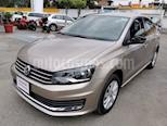 Foto venta Auto usado Volkswagen Vento Comfortline (2017) color Beige Metalico precio $195,000