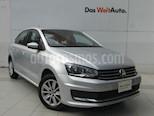 Foto venta Auto usado Volkswagen Vento Comfortline (2019) color Plata Reflex precio $213,000