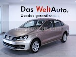 Foto venta Auto usado Volkswagen Vento Comfortline (2018) color Beige Metalico precio $203,000