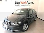 Foto venta Auto Seminuevo Volkswagen Vento Comfortline (2018) color Gris Carbono