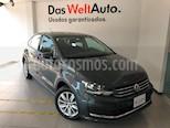 Foto venta Auto Seminuevo Volkswagen Vento Comfortline (2018) color Gris Carbono precio $219,000
