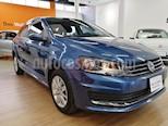 Foto venta Auto usado Volkswagen Vento Comfortline (2018) color Azul precio $205,000