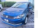Foto venta Auto Seminuevo Volkswagen Vento Confortline (2018) color Azul precio $205,000