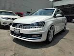 Foto venta Auto usado Volkswagen Vento Highline Aut (2017) color Blanco precio $188,000