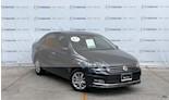 Foto venta Auto usado Volkswagen Vento Highline Aut (2017) color Gris Carbono precio $210,000