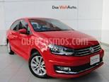 Foto venta Auto usado Volkswagen Vento Highline Aut (2017) color Rojo Flash precio $179,000
