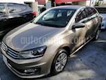 Foto venta Auto Seminuevo Volkswagen Vento Highline (2017) color Beige Metalico precio $185,000