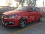 Foto venta Auto Seminuevo Volkswagen Vento Highline (2018) color Rojo precio $215,000
