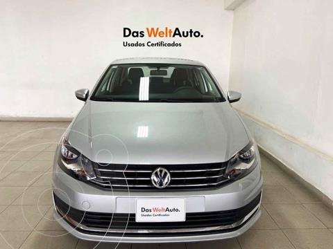 Volkswagen Vento Comfortline usado (2020) color Plata precio $239,469