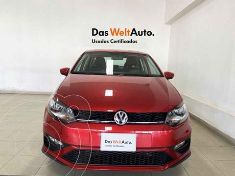 Volkswagen Vento Highline Aut usado (2020) color Rojo precio $275,177