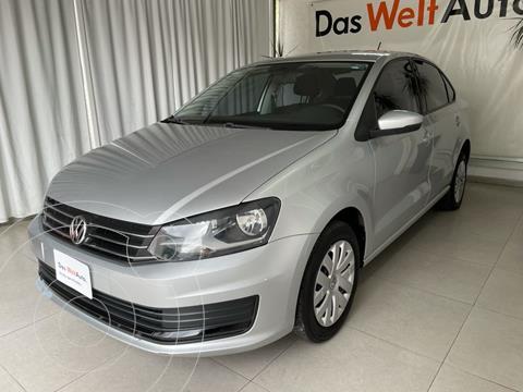 foto Volkswagen Vento STARTLINE 1.6L L4 105HP MT usado (2019) color Plata precio $179,000