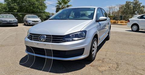 Volkswagen Vento Startline Aut usado (2020) color Plata Dorado precio $204,900