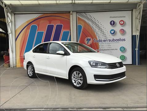 Volkswagen Vento Comfortline usado (2017) color Blanco precio $100,000