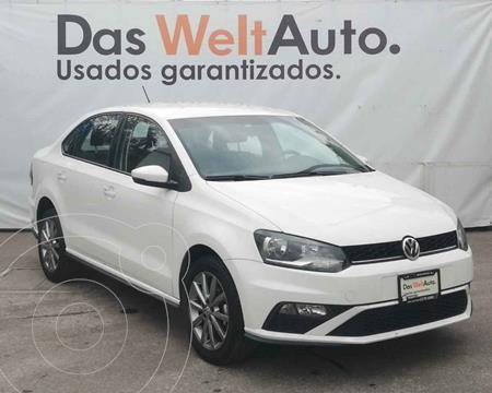Volkswagen Vento Comfortline usado (2020) color Blanco precio $249,000