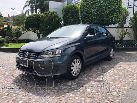 Volkswagen Vento Startline Aut usado (2020) color Gris precio $201,000