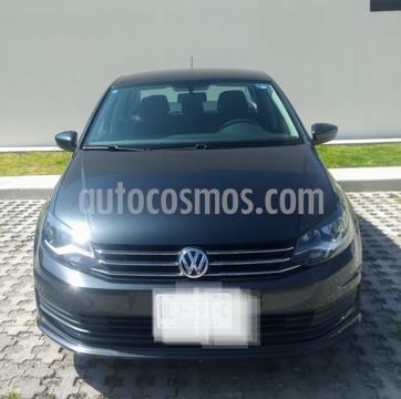 Volkswagen Vento Startline usado (2018) color Gris precio $150,000