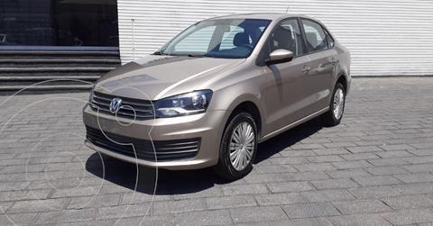 Volkswagen Vento Startline Aut usado (2020) color Beige precio $194,900