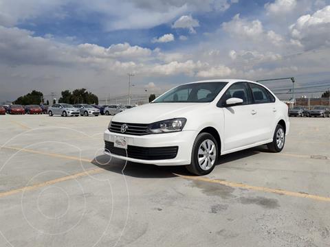 Volkswagen Vento Startline usado (2019) color Blanco precio $178,000