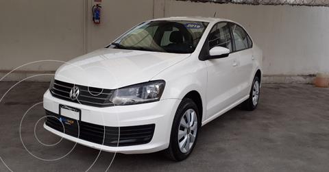 Volkswagen Vento Startline Aut usado (2019) color Blanco precio $159,900