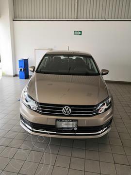 Volkswagen Vento Highline Aut usado (2018) color Beige Metalico precio $195,000