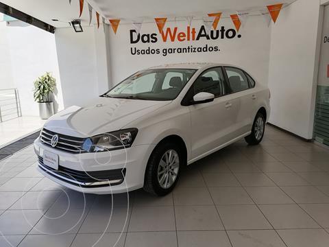 Volkswagen Vento Comfortline usado (2020) color Blanco Candy precio $249,000
