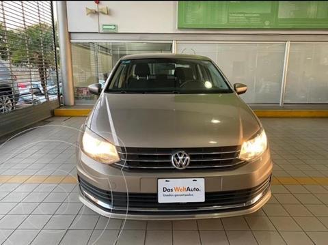 Volkswagen Vento Comfortline usado (2018) color Beige Metalico precio $184,900