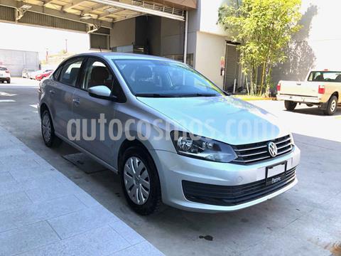 Volkswagen Vento Startline Aut usado (2019) color Plata precio $162,000