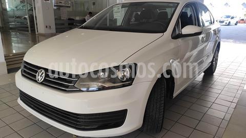 foto Volkswagen Vento Startline Aut usado (2018) color Blanco Candy precio $149,000