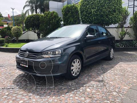 Volkswagen Vento Startline Tiptronic usado (2020) color Gris Oscuro precio $201,000