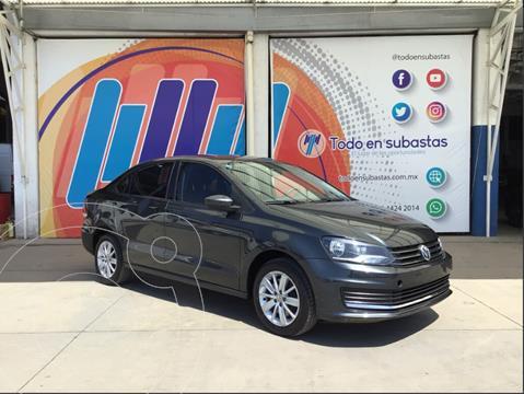 Volkswagen Vento Comfortline usado (2018) color Negro precio $104,000