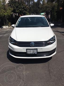 Volkswagen Vento Startline usado (2020) color Blanco precio $185,000