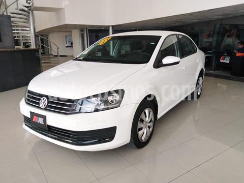 Volkswagen Vento Startline Aut usado (2018) color Blanco precio $159,900