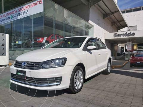 Volkswagen Vento Comfortline Aut usado (2018) color Blanco precio $185,000