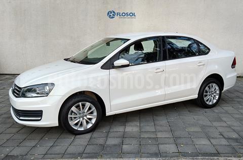 Volkswagen Vento Comfortline usado (2019) color Blanco precio $189,000