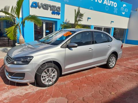 Volkswagen Vento Comfortline usado (2018) color Plata Dorado precio $185,000