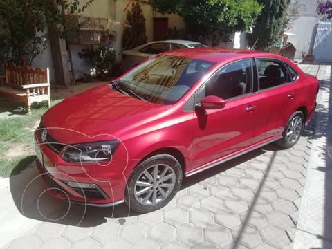 Volkswagen Vento Comfortline Plus usado (2020) color Rojo precio $239,900