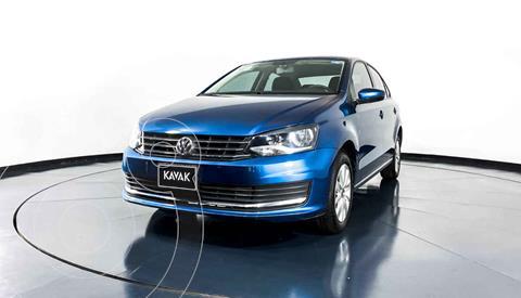 Volkswagen Vento Comfortline Aut usado (2019) color Azul precio $187,999